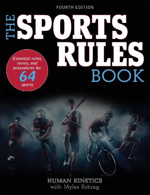 The Sports Rules Book by Human Kinetics