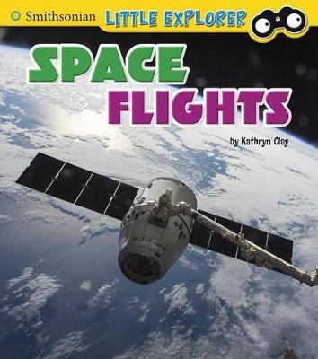 Space Flights by Kathryn Clay