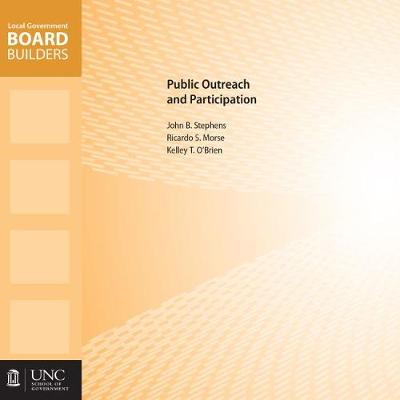 Public Outreach and Participation by Ricardo S. Morse