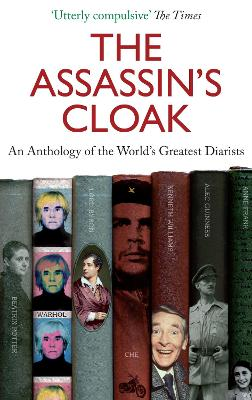 The Assassin's Cloak by Alan Taylor