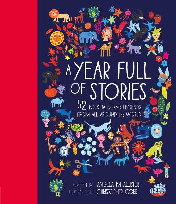 Year Full of Stories by Angela McAllister