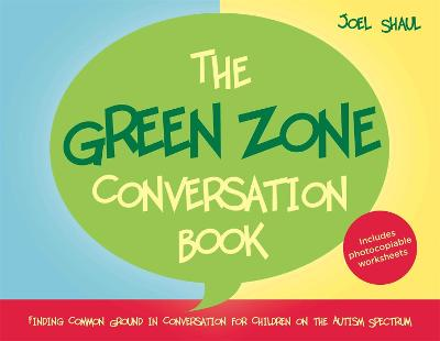 The Green Zone Conversation Book by Joel Shaul