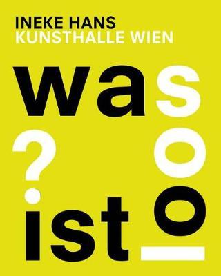 Inke Hans - Was Ist Loos? by Juliane Bischoff