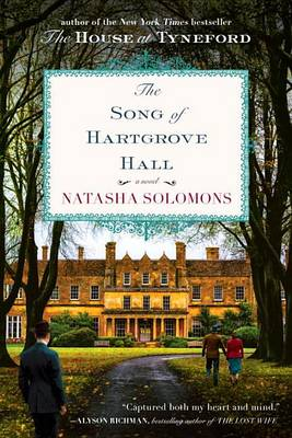 Song of Hartgrove Hall by Natasha Solomons