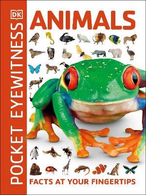 Pocket Eyewitness Animals by DK