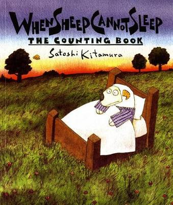 When Sheep Cannot Sleep by Satoshi Kitamura