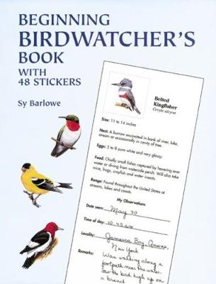 Beginning Birdwatcher's Book book