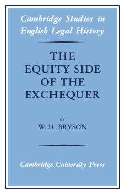 Equity Side of the Exchequer book