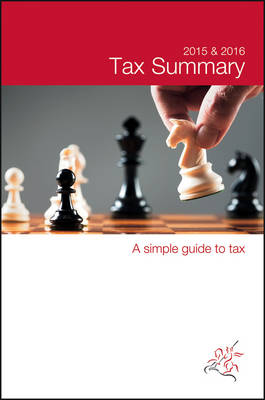 Tax Summary 2015 & 2016 by Taxpayers Australia Inc