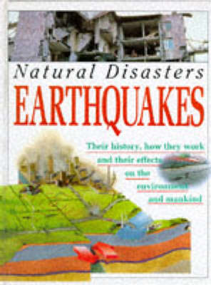 Earthquakes by Jane Walker