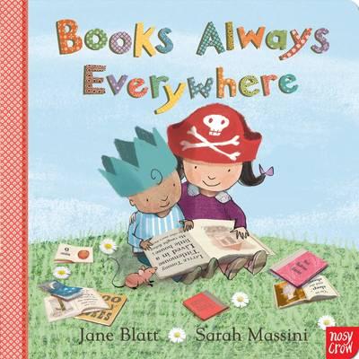 Books Always Everywhere by Sarah Massini