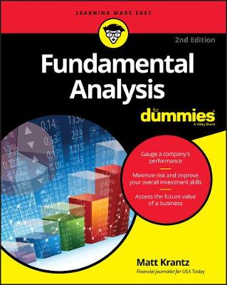 Fundamental Analysis for Dummies 2nd Edition book
