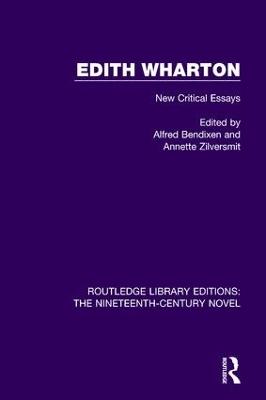 Edith Wharton: New Critical Essays book