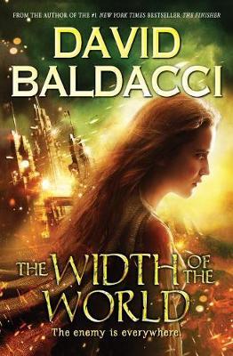 The Width of the World (Vega Jane, Book 3) by David Baldacci