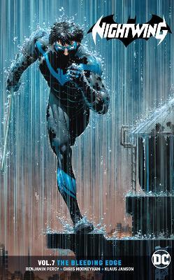 Nightwing Volume 1: The Bleeding Edge book