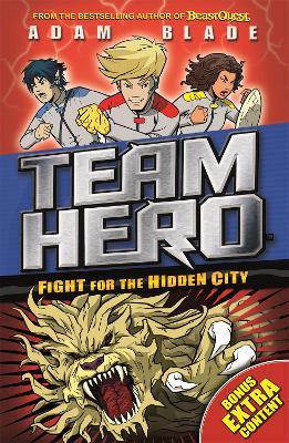 Team Hero: Fight for the Hidden City book