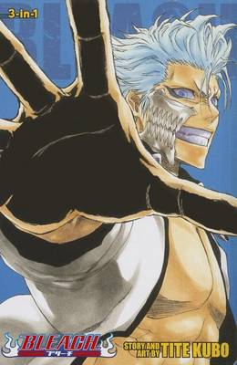 Bleach (3-in-1 Edition), Vol. 8 by Tite Kubo