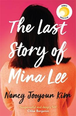 The Last Story of Mina Lee: the Reese Witherspoon Book Club pick book