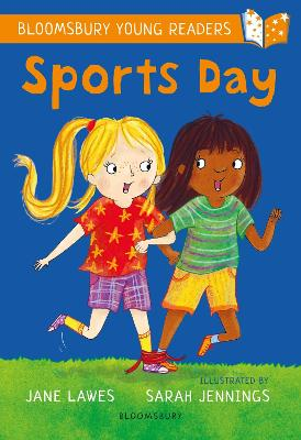 Sports Day: A Bloomsbury Young Reader: White Book Band by Jane Lawes