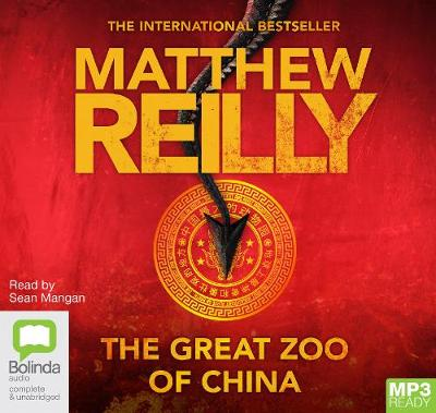 Great Zoo Of China by Matthew Reilly