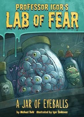 Jar of Eyeballs book