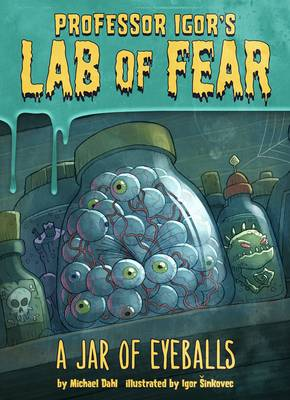 Jar of Eyeballs by Michael Dahl