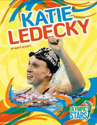 Katie Ledecky by Matt Scheff