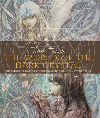 World of the Dark Crystal,The book