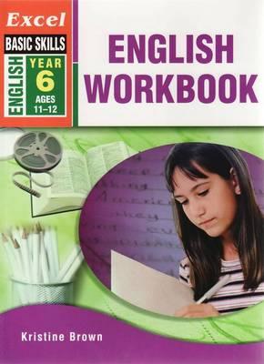 English: Workbook Year 6 book