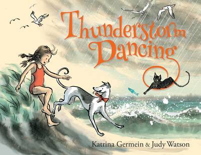 Thunderstorm Dancing book