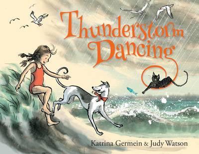 Thunderstorm Dancing book
