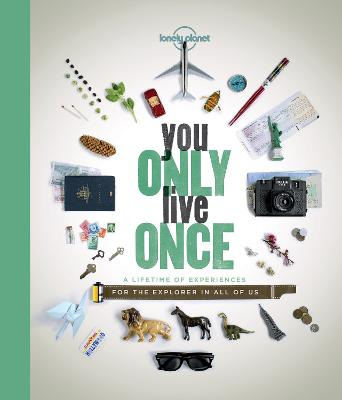 You Only Live Once book