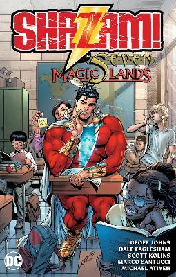 Shazam!: The Seven Magic Lands book