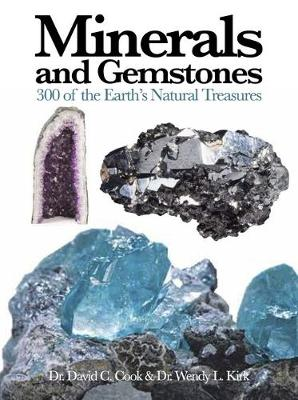 Minerals and Gemstones by Dr David C. Cook