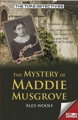 Mystery of Maddie Musgrove book