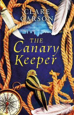 The Canary Keeper book