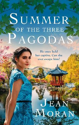 Summer of the Three Pagodas by Jean Moran