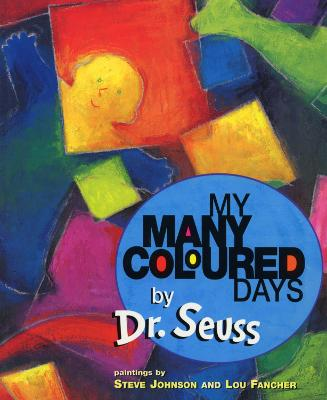 My Many Coloured Days book