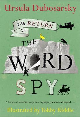 Return of the Word Spy (B&W) by Paul Moon