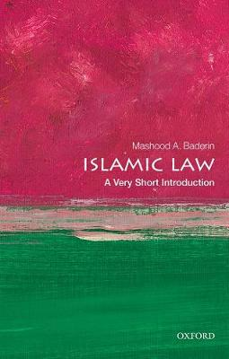 Islamic Law: A Very Short Introduction by Mashood A. Baderin