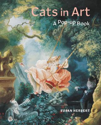 Cats in Art: A Pop-Up Book by Corina Fletcher