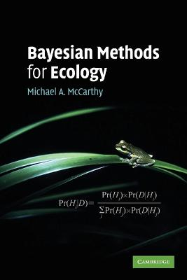 Bayesian Methods for Ecology book