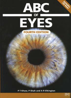 ABC of Eyes 4E +CD by Peng T. Khaw