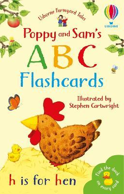 Farmyard Tales ABC Flashcards by Felicity Brooks