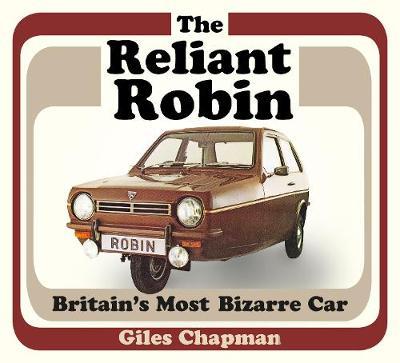 Reliant Robin book