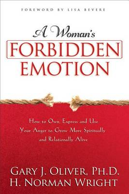 A Woman's Forbidden Emotion by Gary J. PhD Oliver