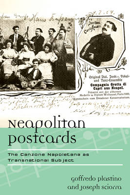 Neapolitan Postcards by Goffredo Plastino