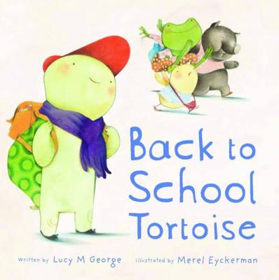 Back to School Tortoise by Lucy,M George