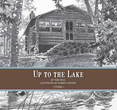 Up to the Lake by Tom Hegg