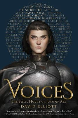 Voices: The Final Hours of Joan of Arc by David Elliott